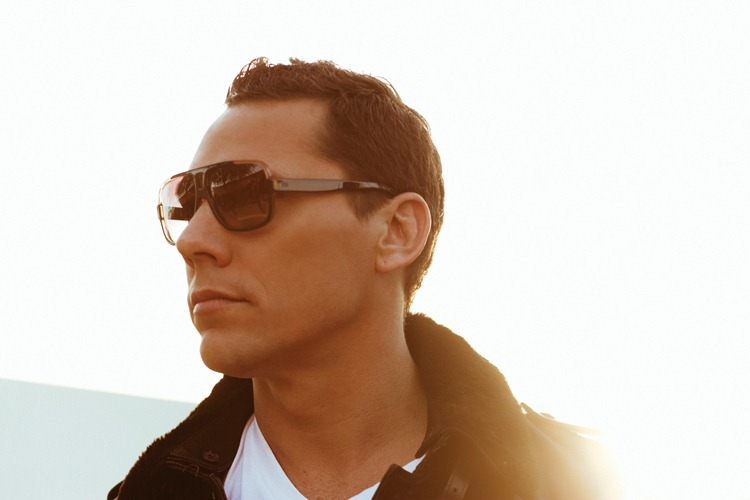 Tiesto partners with RED